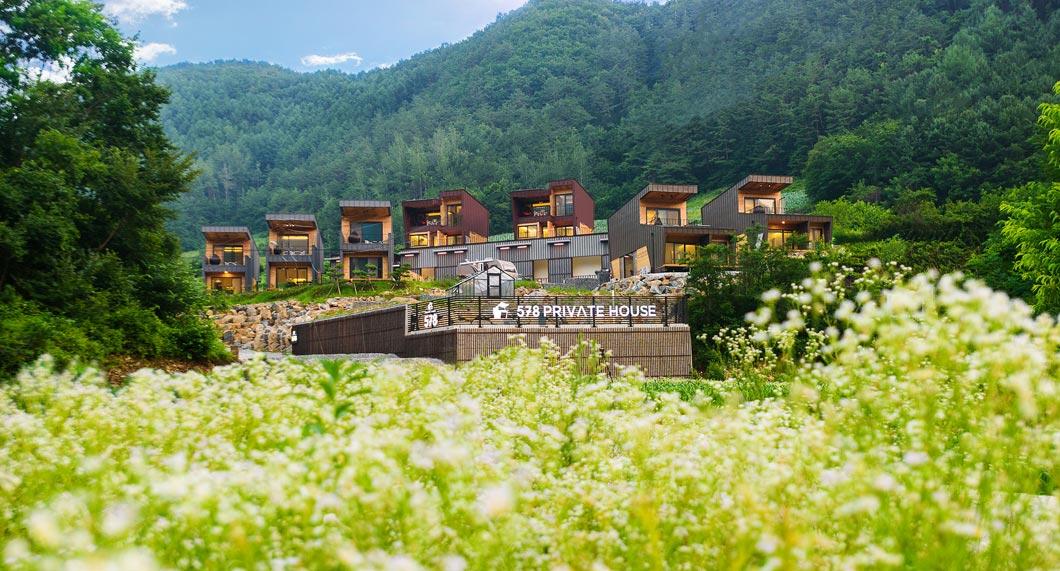 Jecheon Oriental Medicine Expo Park (제천한방엑스포공원) - Sightseeing